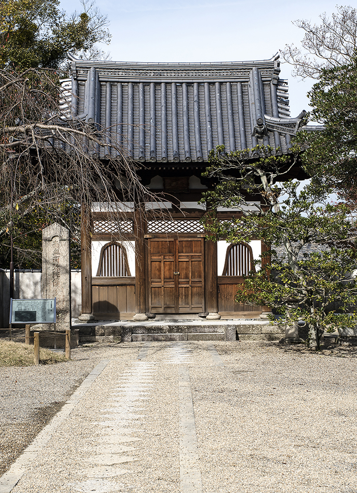 宇治市指定文化財 羅漢堂・全景.jpg